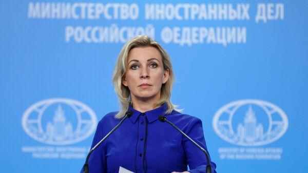 Захарова прокомментировала внесение Кадырова в черный список Госдепа