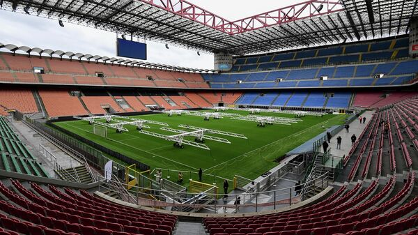 Футбольный стадион Сан-Сиро