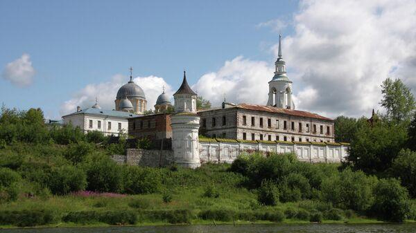 Свято-Николаевский мужской монастырь в городе Верхотурье