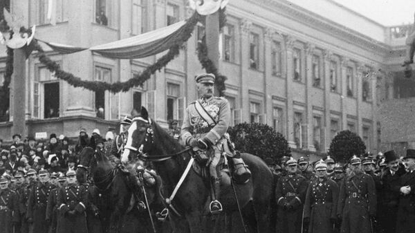 Юзеф Пилсудский - могильщик Польши
