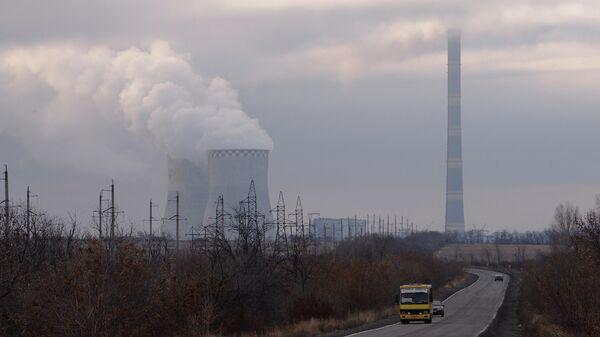 ТЭС на Украине
