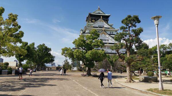 Парк у Осакского замка
