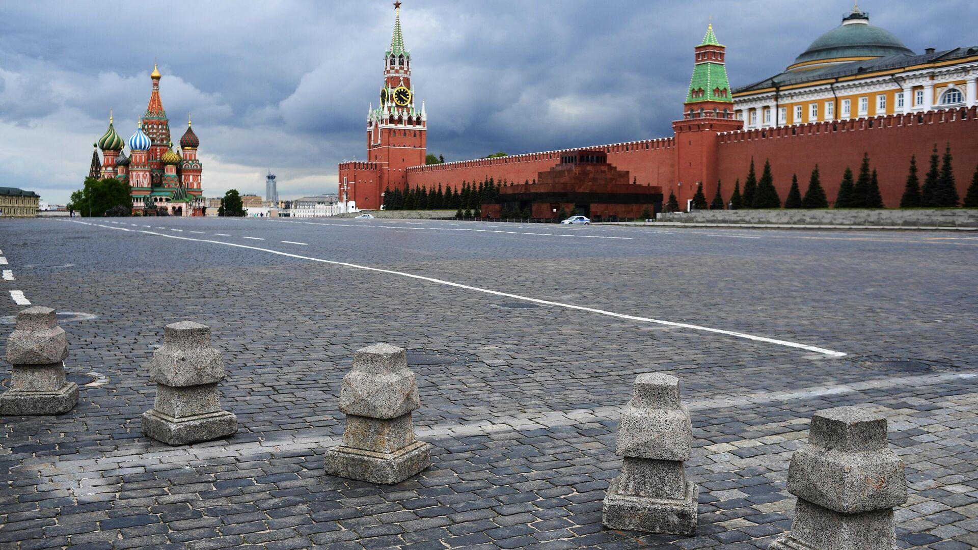 Красная площадь в Москве - РИА Новости, 1920, 25.05.2020