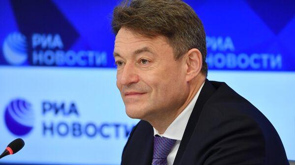 Главный внештатный онколог министерства здравоохранения РФ Андрей Каприн