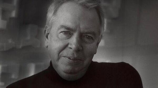 Архитектор Дэвид Чипперфильд