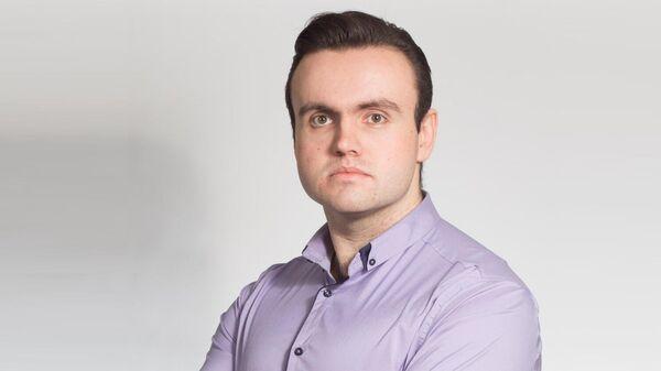 Веб-аналитик МИА Россия сегодня Игорь Тугушев