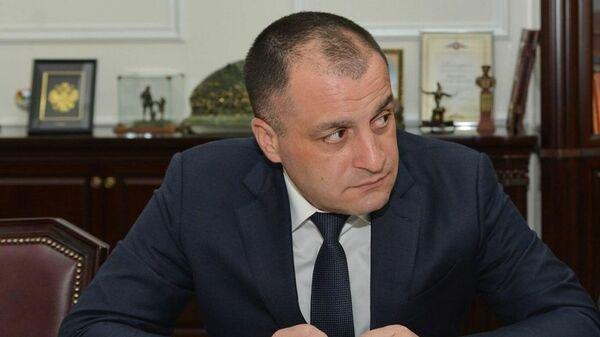 Министр природных ресурсов и экологии РСО-Алания Чермен Мамиев