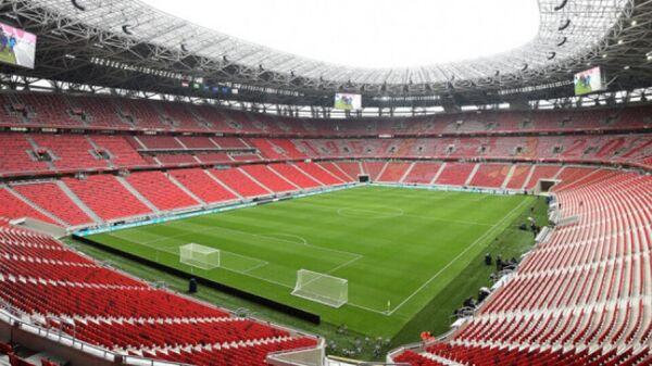 Стадион имени Ференца Пушкаша в Будапеште