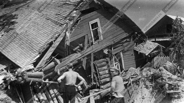 Архивные документы о зверствах немецких и финских оккупантов в Ленинградской области в годы Великой Отечественной