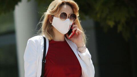 Как правильно носить маски