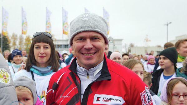 Член правления Союза биатлонистов России (СБР) Иван Черезов