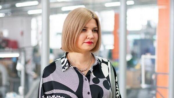 Министр экономики Бурятии Екатерина Кочетова