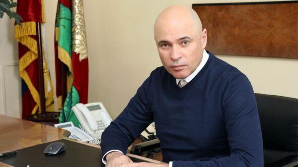 Губернатор Липецкой области Игорь Артамонов