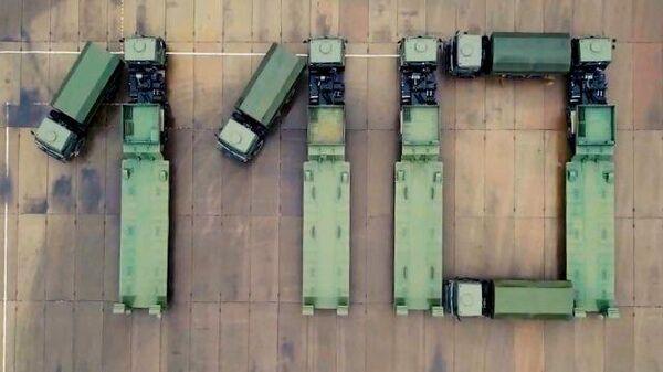 110 лет автомобильным войскам России