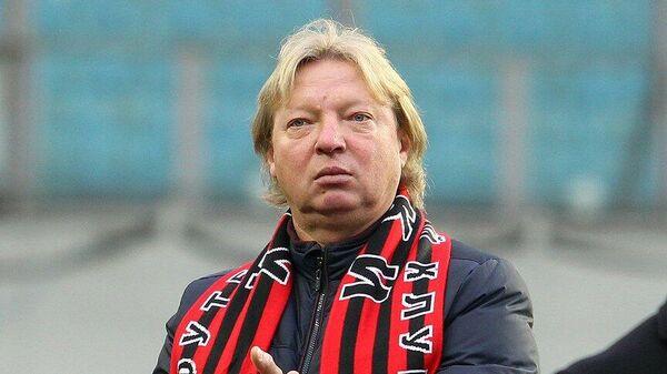 Генеральный директор футбольного клуба Химки Василий Иванов