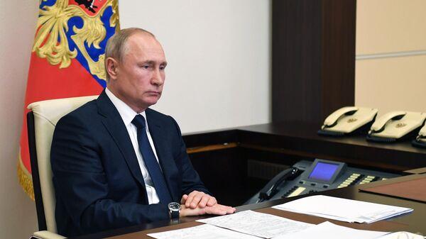 Путин: за 30 дней можно сделать шаги для борьбы с коронавирусом