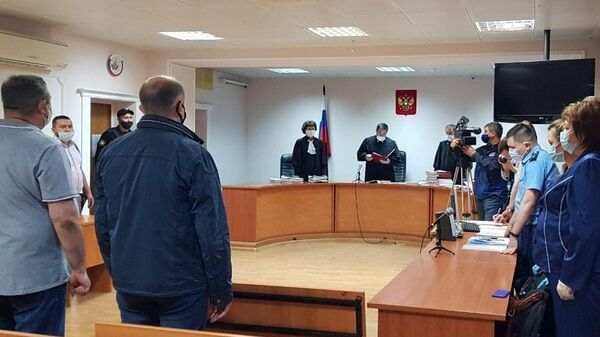 Заседание Верховного суда Башкирии по делу экс-полицейских