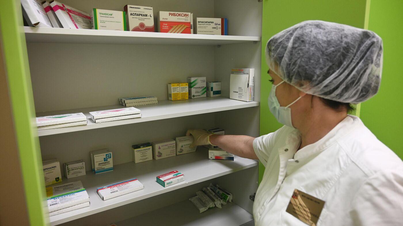 Минздрав расширил список лекарств для лечения COVID-19 - РИА Новости,  03.06.2020