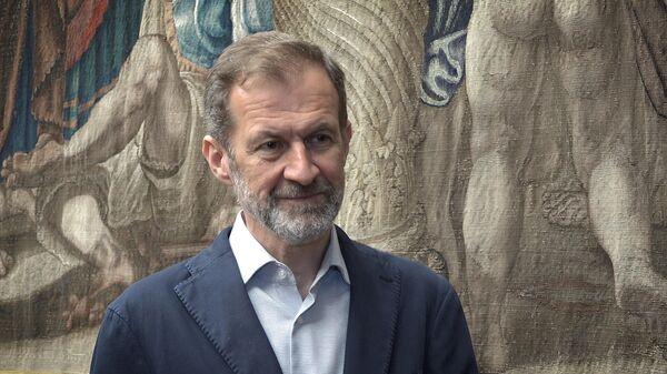 Директор Дрезденской картинной галереи Штефан Койя