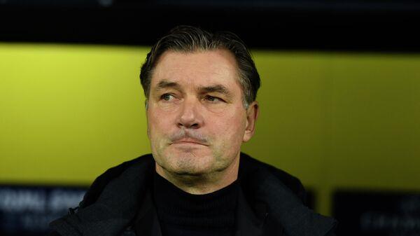 Спортивный директор ФК Боруссия Михаэль Цорк.