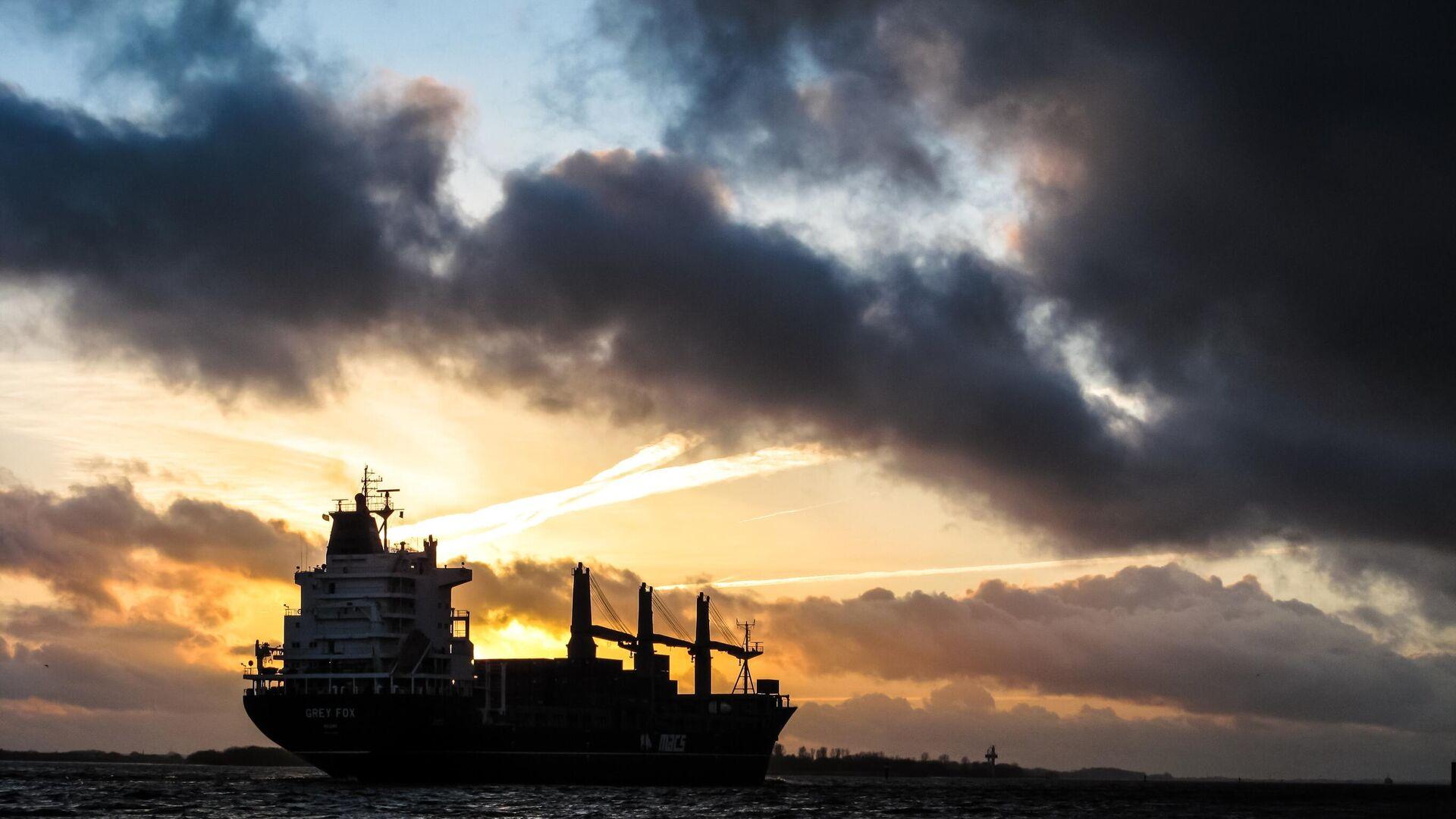 Китай приостановил прием грузов с трех российских судов из-за COVID-19