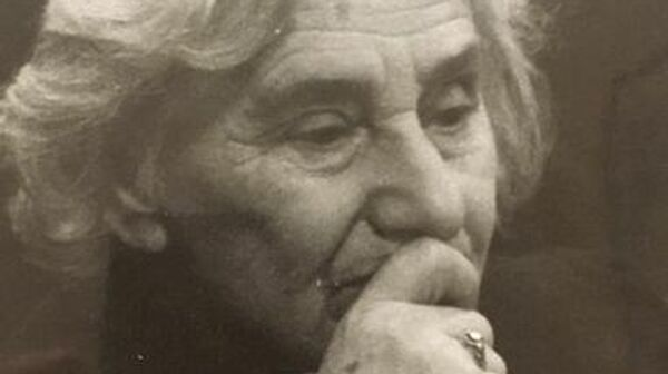 Элеонора Красновская