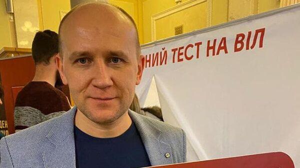 Народный депутат Украины IX созыва Юрий Заславский