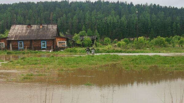 Ликвидация ЧС в ряде районов Красноярского края
