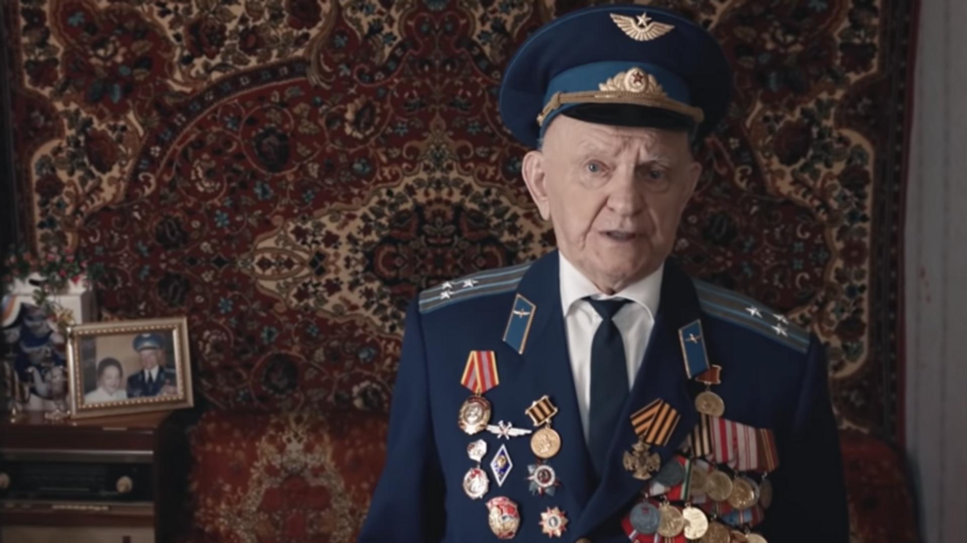 Ветеран Великой Отечественной войны Игнат Артеменко - РИА Новости, 1920, 05.02.2021