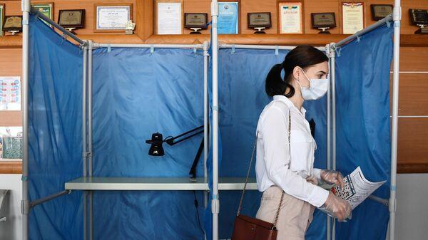Промежуточные итоги голосования по поправкам в РФ не станут обнародовать