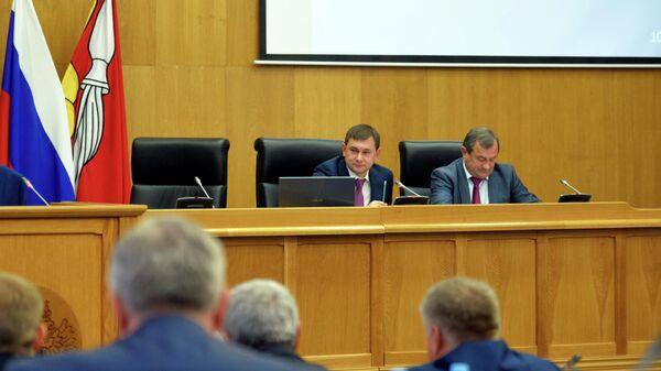 Выборы в Воронежскую облдуму назначили на 13 сентября