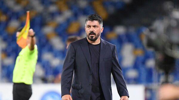 """Гаттузо рассказал о состоянии Инсинье перед матчем ЛЧ с """"Барселоной"""""""