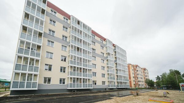 Новостройка в Сургутском районе ХМАО
