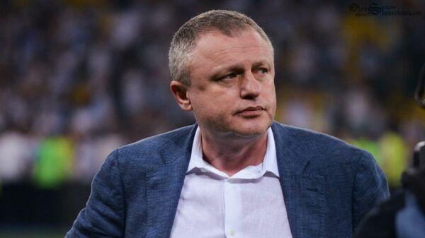 Президент киевского Динамо Игорь Суркис