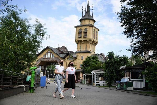 Московский зоопарк возобновил работу
