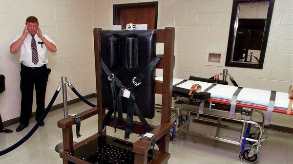 Вфедеральных тюрьмах Америки возобновили смертные казни