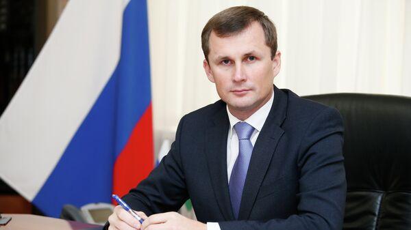 Замглавы администрации края Андрей Коробка