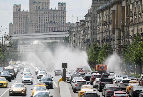 Аэрация воздуха в Москве