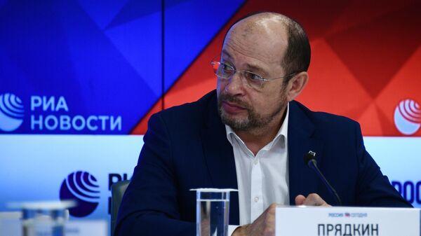 Президент Российской премьер-лиги (РПЛ) Сергей Прядкин