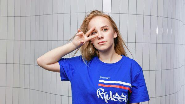 Медсестра Надежда Жукова стала лицом бренда спортивной одежды Zasport