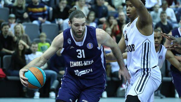 Баскетболист Цмоки-Минск Александре Гаврилович