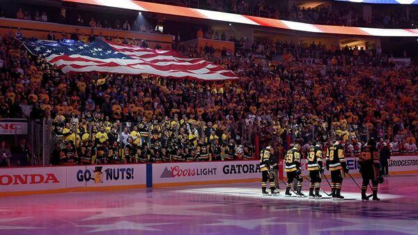 Домашняя арена клуба НХЛ Питтсбург Пингвинз