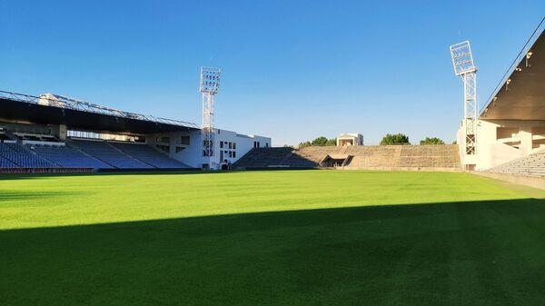 Домашний стадион футбольного клуба Ним Стад де Костье