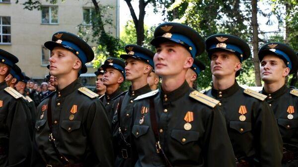 Чествование ветеранов  в Новосибирске. 24 июня 2020