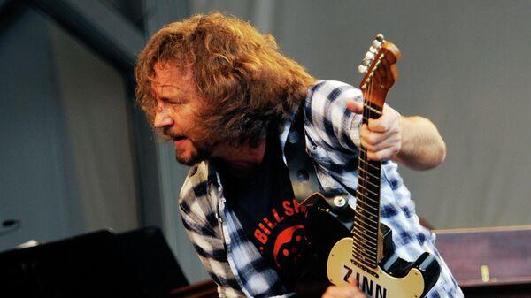 Эдди Веддер из Pearl Jam