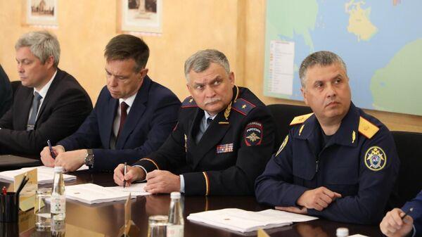 Глава МЧС России Евгений Зиничев оценил паводковую обстановку в Вологодской области