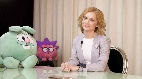 Продюсер Смешариков Юлия Николаева