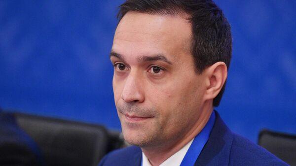 Директор Государственного научного центра вирусологии и биотехнологии Вектор Ринат Максютов
