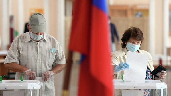 Голосование по внесению поправок в Конституцию РФ в Казани