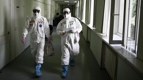 В Москве зафиксировали наименьший темп прироста новых случаев COVID-19